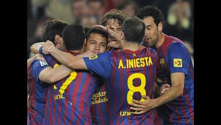Repase en imágenes cómo el Barcelona le metió miedo al Real Madrid