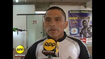Boxeo: Peruano Rossel se siente seguro de quitarle el título a mexicano