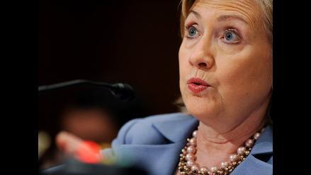 Hillary Clinton revela cómo la Casa Blanca siguió muerte de Bin Laden