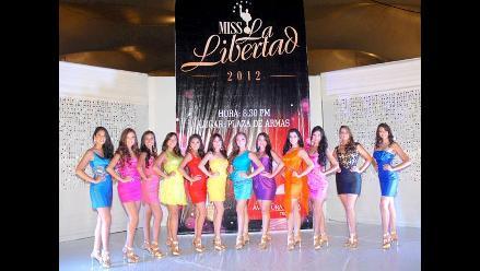 Elegirán a Miss La Libertad en la Plaza de Armas de Trujillo