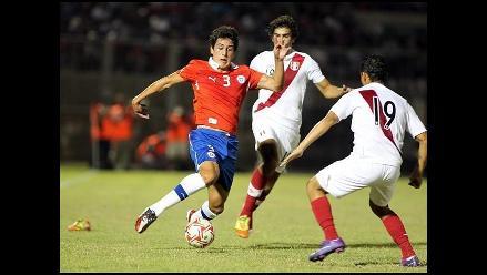 Incidencias del Perú vs Chile por la Copa del Pacífico
