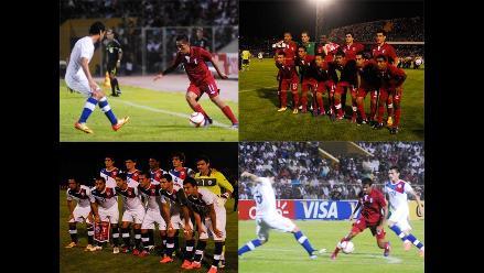 Reviva en imágenes la derrota de Perú ante Chile en Tacna