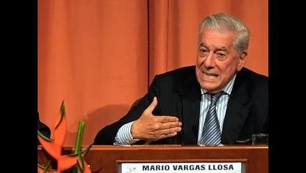 Vargas Llosa: ´El Perú está en uno de sus mejores momentos´