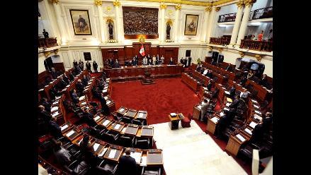 Congreso rechaza proyecto de ley del servicio policial voluntario