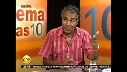 Rafael Santa Cruz: Cajón peruano es cada vez más importante
