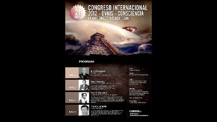 Conferencia Internacional sobre ovnis