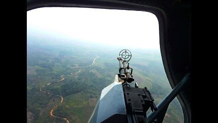 Otárola sobre lucha contra narcoterroristas: La situación no es fácil