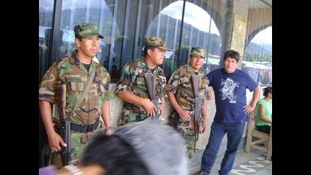 Gobierno descarta negociación con narcoterroristas