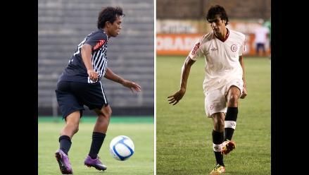 Estos son los jóvenes que disputarán el Alianza Lima vs Universitario