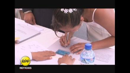 SENAJU propone certificado psicológico para matrimonio civil