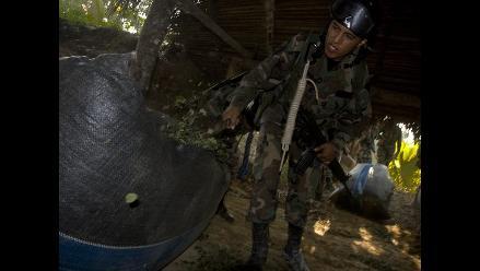 Yaranga: Hablar de un cerco a narcoterroristas es imposible