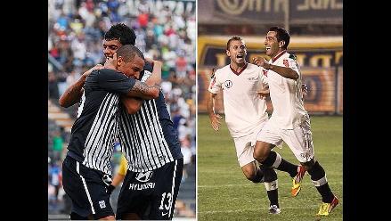 Fecha 8 del Torneo Descentralizado 2012 continúa con el clásico peruano
