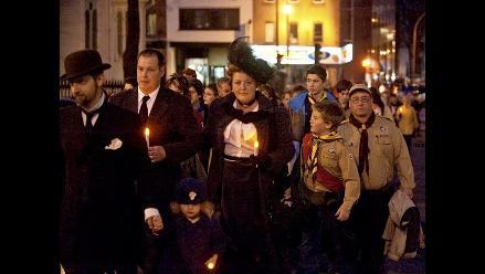Pobladores de Halifax recordaron a víctimas del Titanic en Canadá