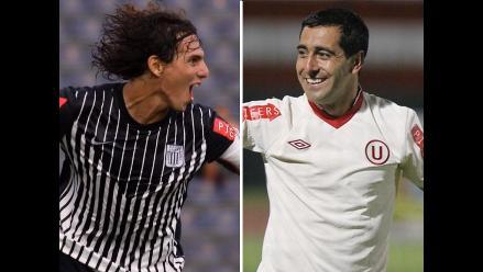 Alianza Lima y Universitario se enfrentan en el Torneo Descentralizado