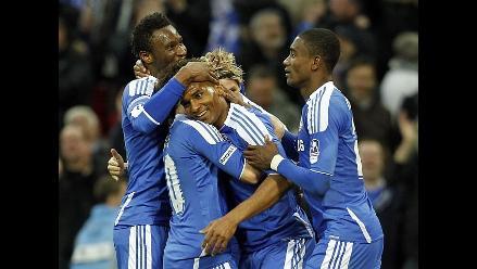 Chelsea goleó al Tottenham y clasificó a la final de la Copa FA