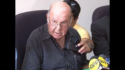 Luis de Souza Ferreira: La taquilla del clásico está embargada