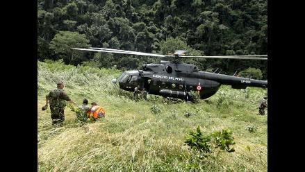 Llegaron al Cusco 15 trabajadores de Camisea que fueron liberados