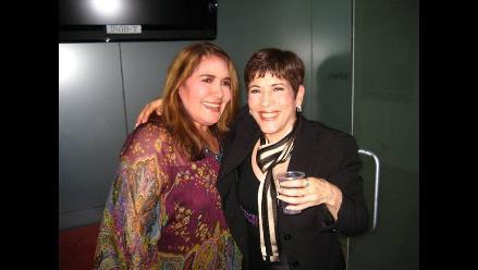Tania Libertad se reencontrará con su amiga Cecilia Barraza