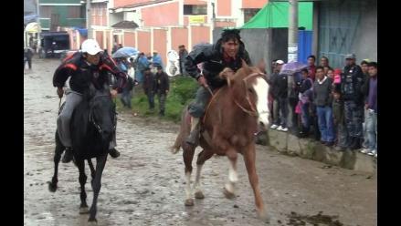 Junín: Unos 150 morochucos se disputan premio