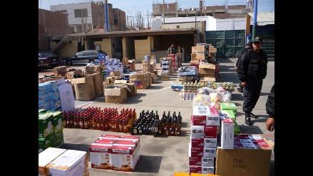 Juliaca: Vecinos organizados recuperan objetos robados en vivienda