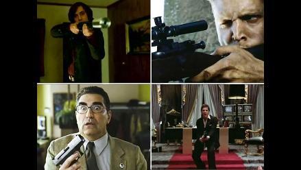 Nueve mentiras y una verdad de las armas en el cine