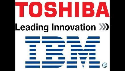 Toshiba comprará una división de IBM por unos 660 millones de euros