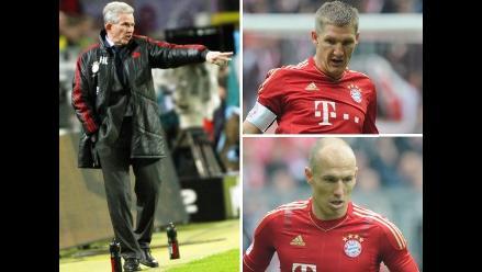 Conozca a los once titulares del Bayern de Múnich ante Real Madrid