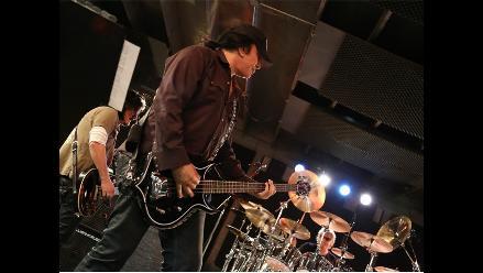 Vea el ensayo del Rock and Roll All Stars