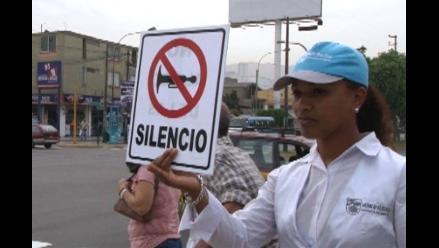 Municipalidad de Surco inició agresiva campaña contra el ruido