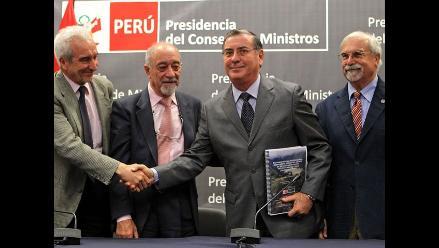 Valdés sobre informe Conga: Es un estudio imparcial y transparente