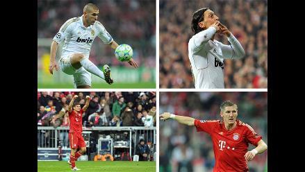 Las figuras y las decepciones del Bayern Munich vs Real Madrid