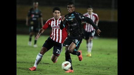 Deportivo Quito goleó 5-0 al Guadalajara por la Copa Libertadores