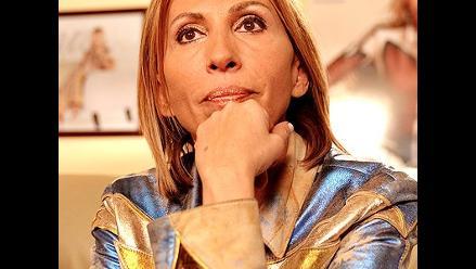 Laura Bozzo  recordó con lágrimas  su arresto domiciliario en el Perú