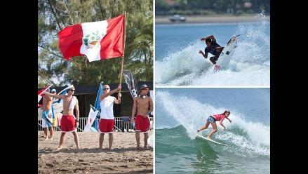 Perú sigue firme en lucha por bicampeonato en Mundial Junior ISA