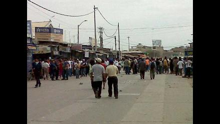 Piura: Pescadores bloquean ingreso a la ciudad y el muelle en Paita