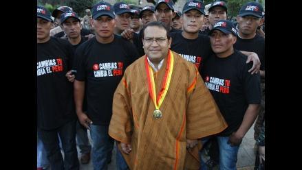Otárola: Vamos a cerrar filas contra el terror