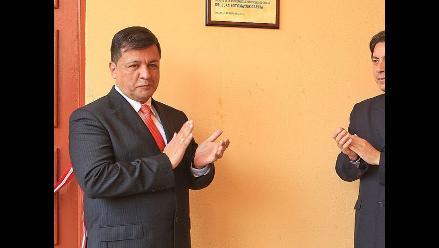 Alcalde del Callao no asistió por segunda vez a cita por chuponeo