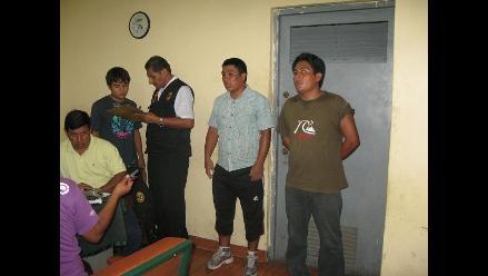Capturan a banda de cogoteros que causaba zozobra en Trujillo