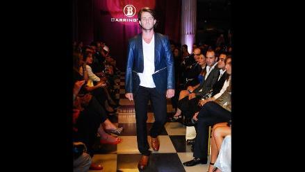 Sergio Dávila presenta su elegante y sofisticada colección de modas