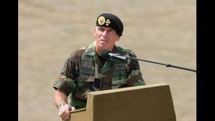Graham pidió no criticar accionar de las fuerzas del orden
