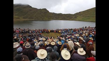 Peritos de Conga recomiendan más beneficiarios de represas