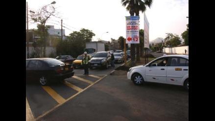 La Molina: Calle José Antonio volverá a ser de doble sentido