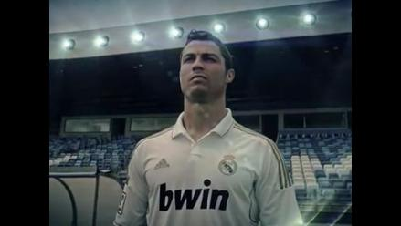 Cristiano Ronaldo protagoniza teaser de PES 2013