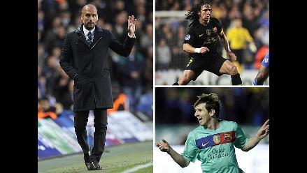 Conozca al posible once del Barcelona ante el Real Madrid