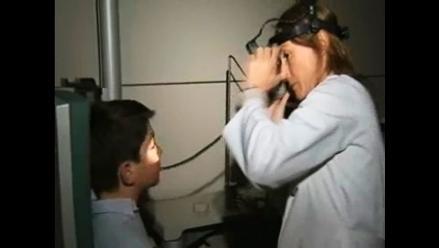 Entre 2 y 3 años, edad ideal para primera consulta oftalmológica
