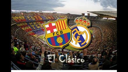 El mejor clásico y partido del mundo: Barcelona vs Real Madrid