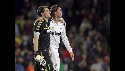 Iker Casillas: No vamos a pensar que somos campeones de la Liga