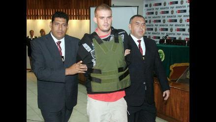 Perú evalúa pedido de extradición de holandés Van der Sloot a EEUU