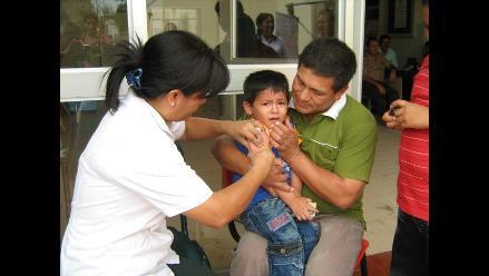 Campañas de vacunación reducen muertes por sarampión en 74%