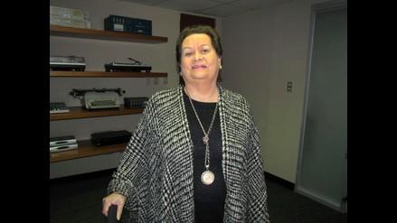 Martha Hildebrandt: Tengo desprecio por el lenguaje en las tecnologías